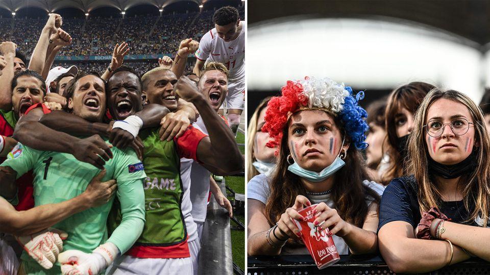 EM 2021: Sommer wird Elfer-Held für die Schweiz – Weltmeister Frankreich ist raus