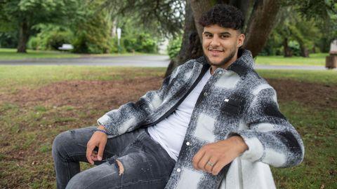 """""""In unserer Klasse werden acht Schüler nicht versetzt"""" Tariq Abdo Saleh, elfte Klasse Berufsbildende Schule"""