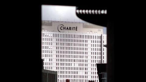 Klinikkomplex: Mehr als 4400 Ärztinnen und Ärzte arbeitenin der weltbekannten Berliner Charité