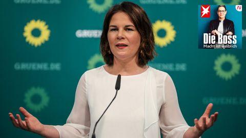 Annalena Baerbock, Kanzlerkandidatin der Grünen