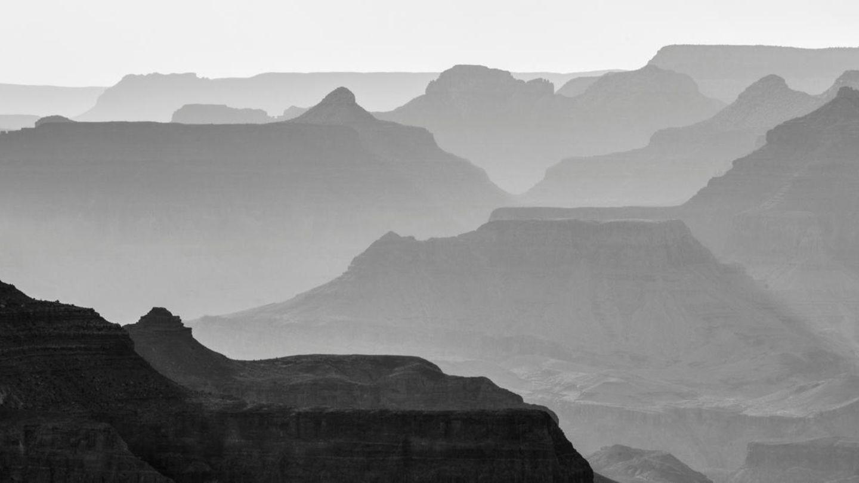 Das Grand Canyon im US-Bundesstaat Arizona