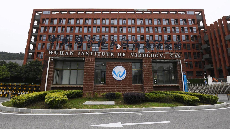 """Das """"Wuhan Institute of Virology"""" steht unter Beschuss."""