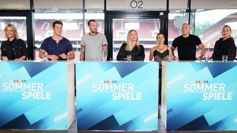 """Die """"RTL Sommerspiele"""""""
