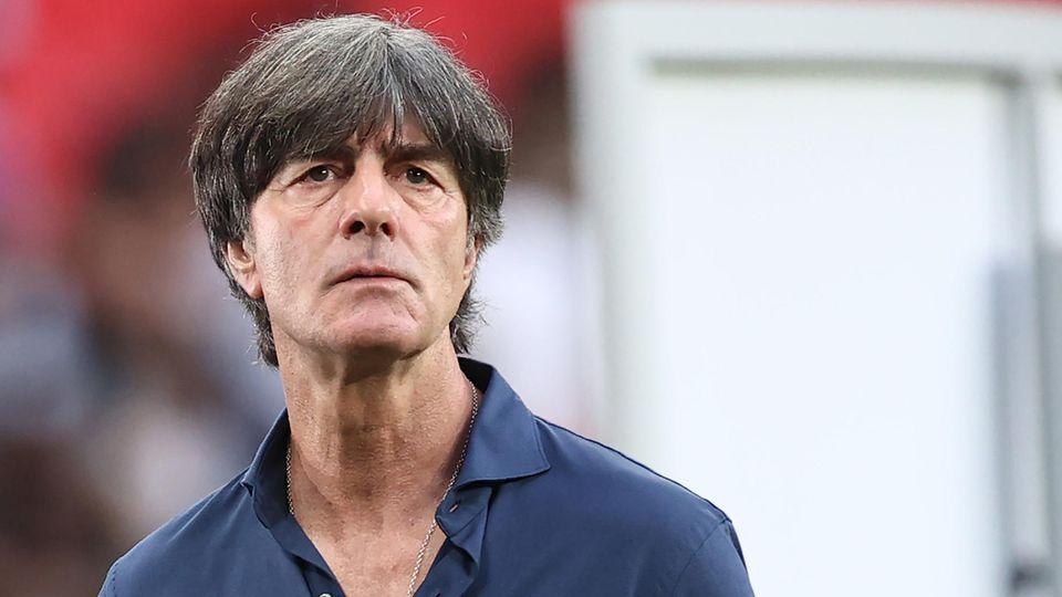 Bundestrainer Joachim Löw nach dem EM-Aus gegen England