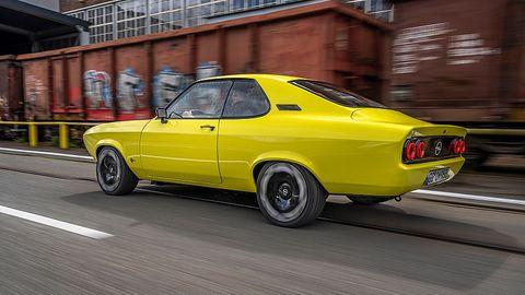 Opel Manta GSe 2021