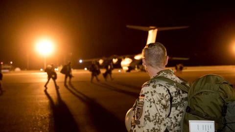 ISRAEL: Nahost-Einsatz der Bundeswehr?