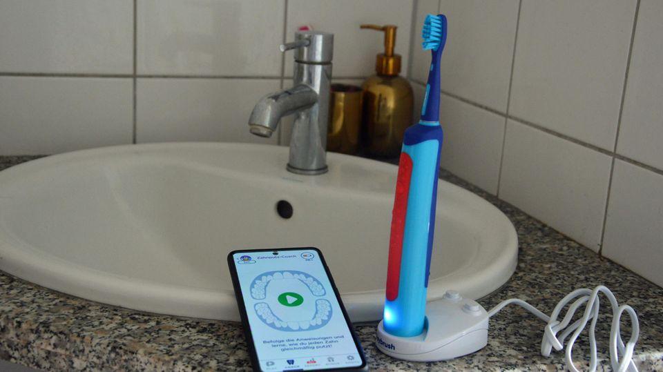 stern-Praxistest: Die Playbrush Smart Sonic Schallzahnbürste für Kinder