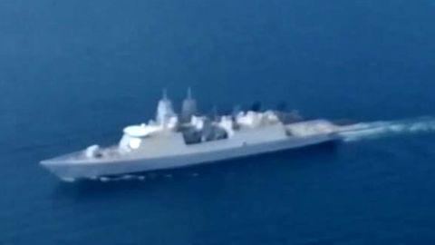 Zwischenfall im Mittelmeer: Syrische Marine bedrohte deutsches Spionageschiff