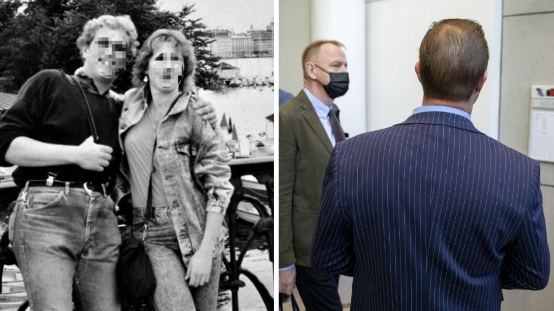 Mordfall auf der Viking Sally: Die Opfer Klaus S. und Bettina T. und der Angeklagte