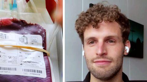 Neue Blutspende-Regel für Homosexuelle – Aktivist Lucas Hawrylak im Interview