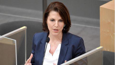 Österreichs Kanzleramtsministerin Karoline Edtstadler