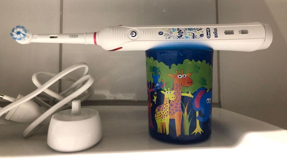 Elektrische Zahnbürsten für Kinder: Die Oral-B Junior Smart