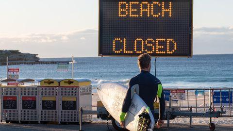 Bondi Beach in Sidney