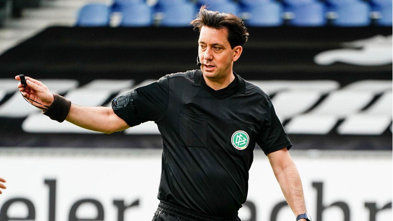 Schiedsrichter Manuel Gräfe