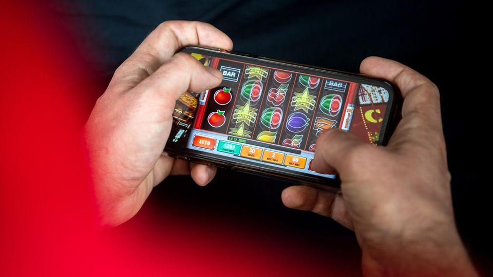 Glücksspiel auf dem handy
