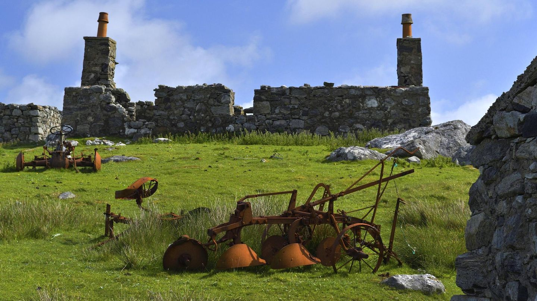 Lost Places Schottland