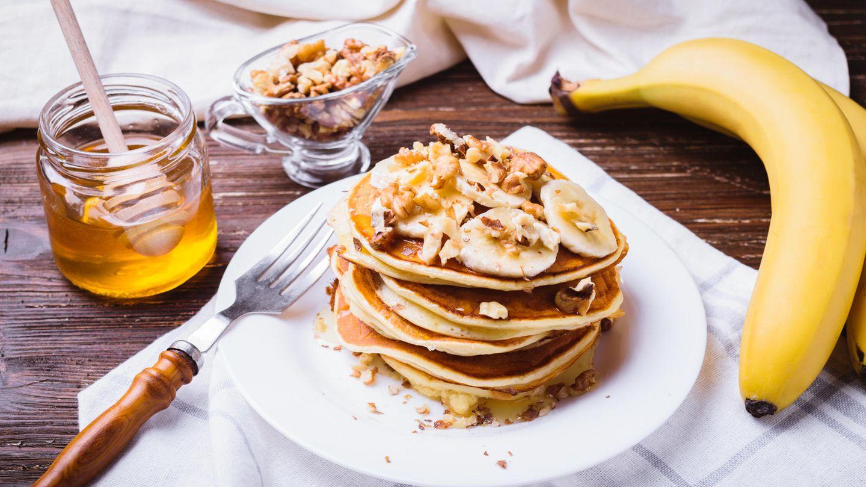 Rezept für eiweißhaltige Protein-Pancakes