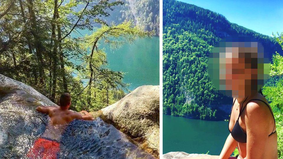 Influencer zerstören bayerisches Naturparadies: Jetzt drohen 25.000 Euro Bußgeld
