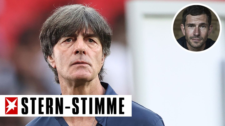 Micky Beisenherz über Joachim Löw und die DFB-Elf