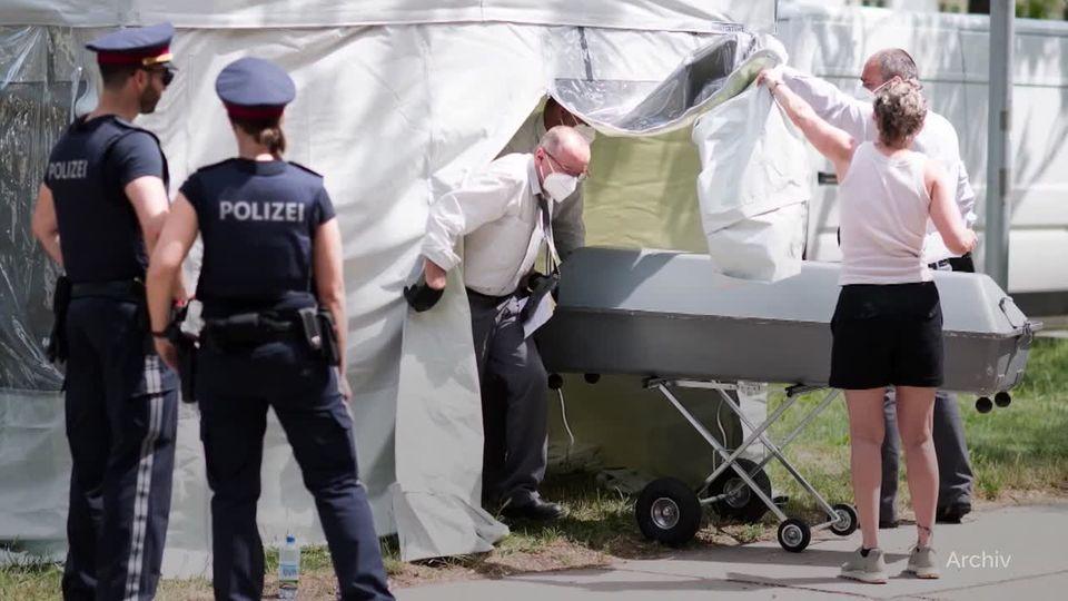 Nach Tod einer 13-Jährigen in Wien - Polizei sucht vierten Tatverdächtigen