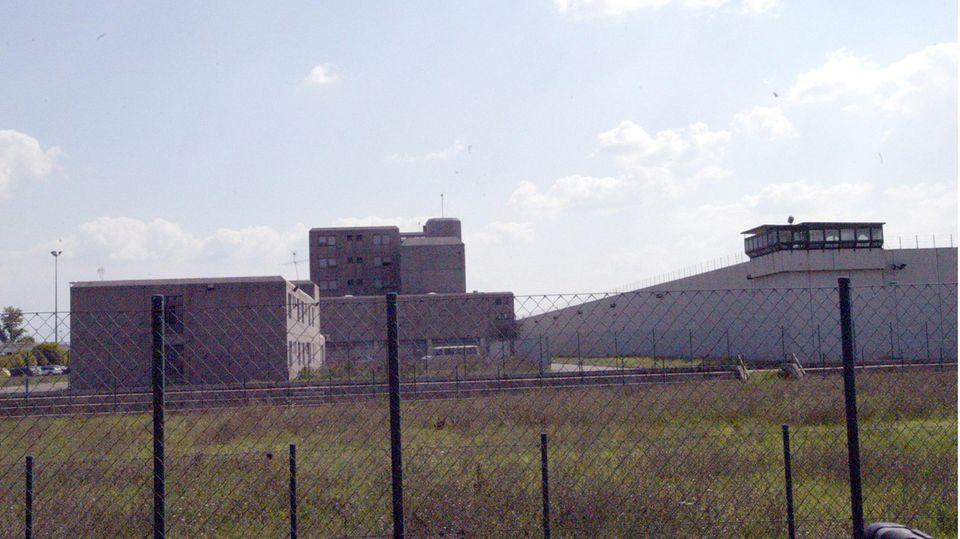 Das Gefängnis im italienischen Santa Maria Capua Vetere