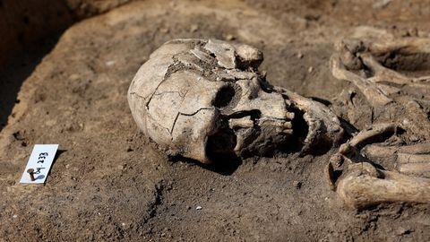 Eisleben: Sensationeller Fund – 1000 Jahre altes Kindergrab entdeckt