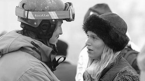 Alex Pullin und seine Freundin Ellidy Vlug