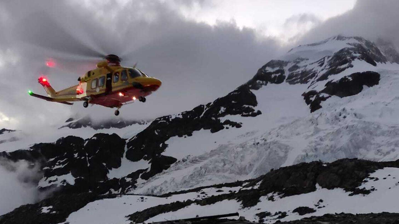 Zwei Frauen erfrieren in den Walliser Alpen