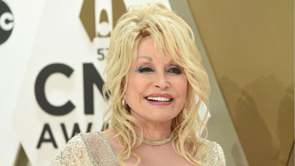US-Musikerin Dolly Parton