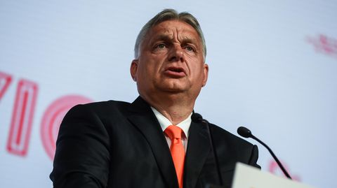 Viktor Orbán, Ministerpräsident von Ungarn