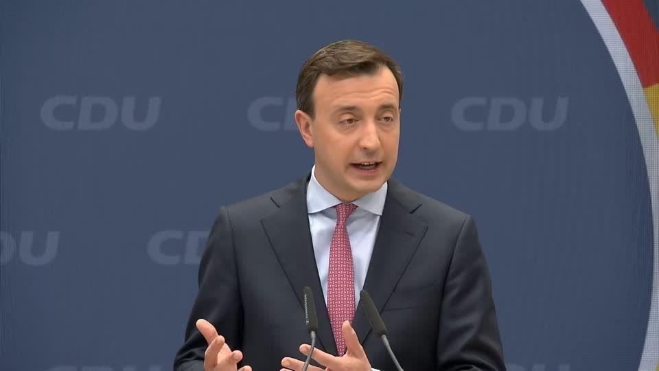 """Nach Journalisten-Kritik: Südthüringer CDU verteidigt Maaßen: """"Unwidersprochen Demokrat"""""""