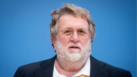 Der Ulmer Virologe Thomas Mertens, Vorsitzender der Ständigen Impfkommission (Stiko)