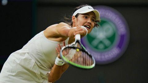 Nach Aufgabe von Emma Raducanu verteidigen Wimbledon-Organisatoren den Zeitplan.