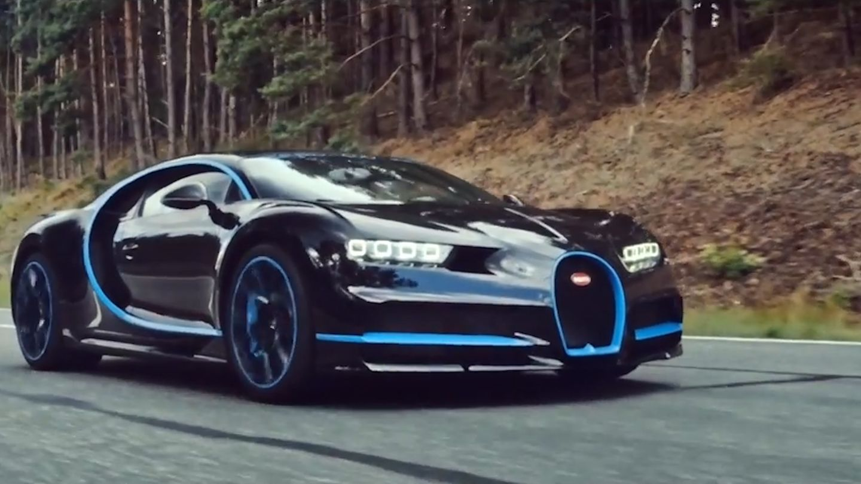 Der Bugatti Chiron