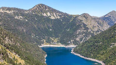 Das Néouvielle-Massiv in den Pyrenäen