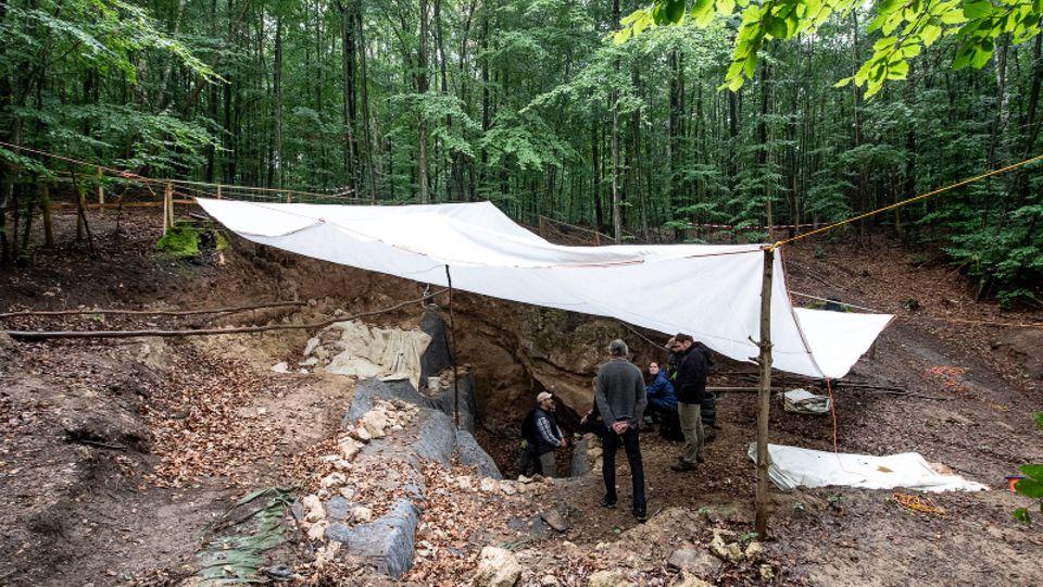 Die Einhornhöhle: Schlüsselfundplatz für die Neandertaler-Forschung