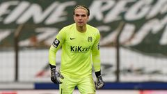 Luca Plogmann, Werder Bremen