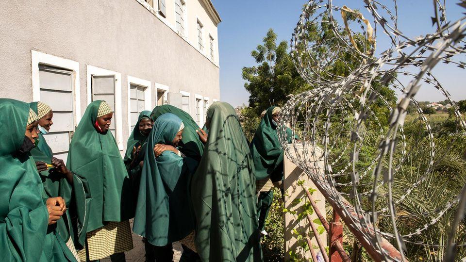 Kinder von Terror-Opfern lernen neben Kindern von Extremisten in der Future Prowess Islamic Foundation School – einem Friedensprojekt