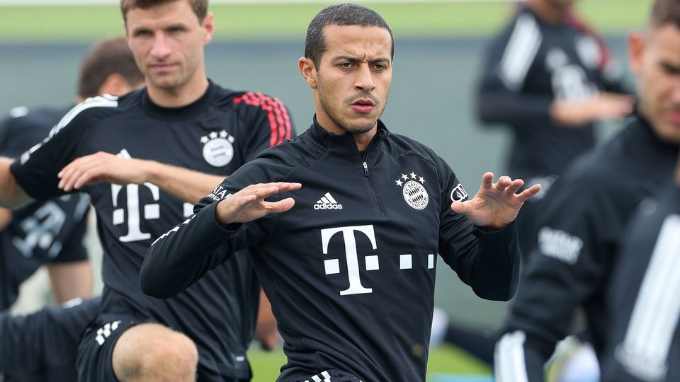 ONLY GERMANY Thiago Bayern Munchen 2020