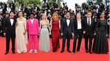 Stars in Cannes