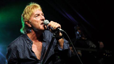 Der ehemalige Uriah-Heep-Sänger John Lawton