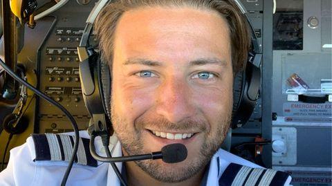 Pilot Morris Ogg postet seine Geschichte auf LinkedIn, von dort nimmt sie ein Eigenleben an, und machtvielen Menschen in der ganzen Welt Hoffnung.