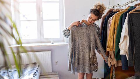 Nachhaltiger Kleiderschrank?