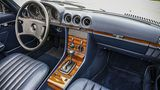 Mercedes SL 500 R107 (1982)