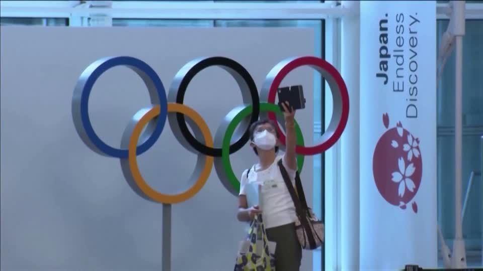 Olympische Spiele in Tokio: Peinlicher Fauxpas: IOC-Präsident Bach bezeichnet Japaner als Chinesen