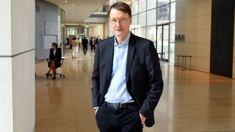 Der SPD-Politiker Karl Lauterbach