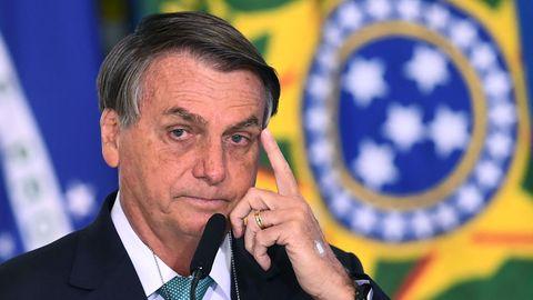 Jair Bolsonaro, Präsident von Brasilien