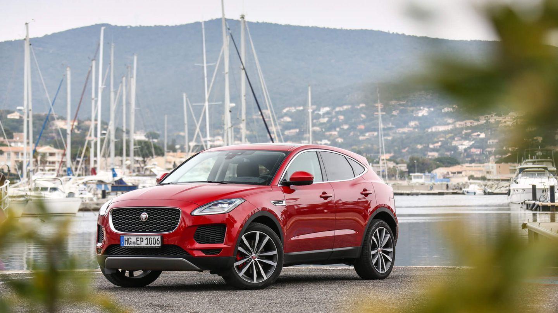 Der Jaguar e-Pace ist noch bis Jahresende zu bekommen.