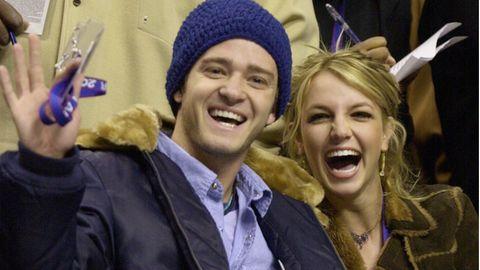 Justin Timberlake und Britney Spears