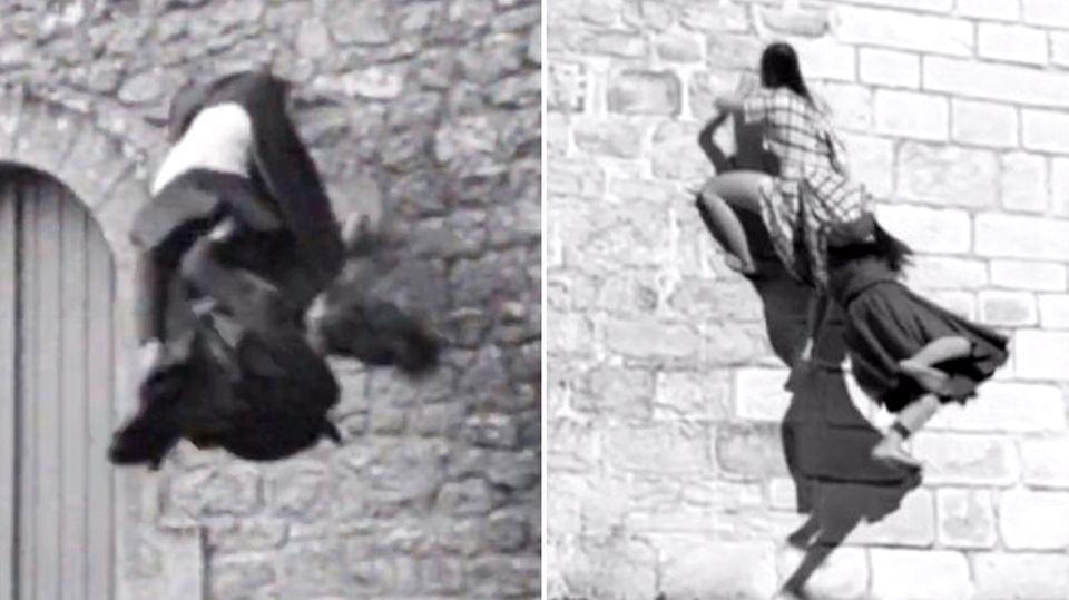 Hexen-Angriff geht auf Tiktok viral – was es mit dem schaurigen Video auf sich hat